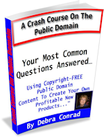 Public Domain Questions Answered