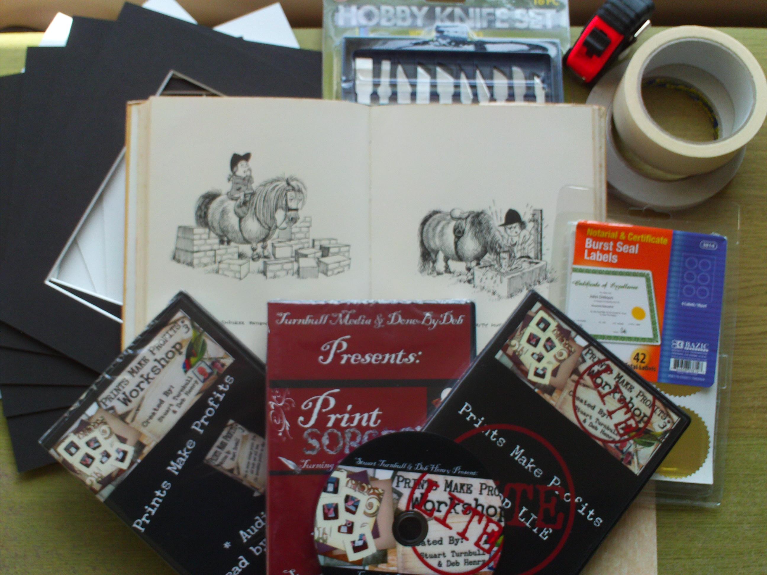 Business in a Box – Mega Bundle Auction!